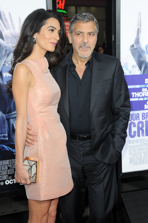 Amal Clooney Style   POPSUGAR Fashion Middle East