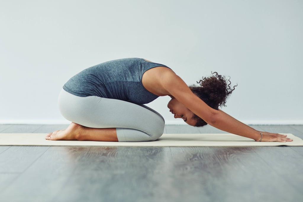 Yoga Videos For Stress | POPSUGAR Fitness UK
