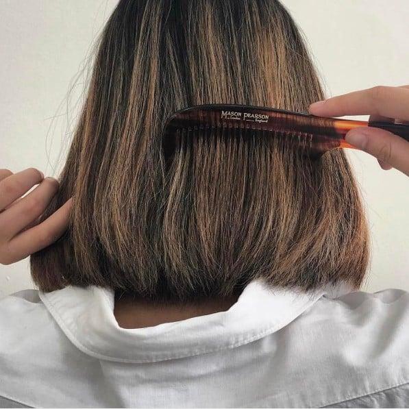 Blunt Hair Cuts 2017   POPSUGAR Beauty Australia