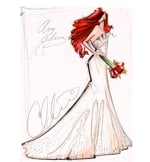 Christian Siriano Goes Bridal