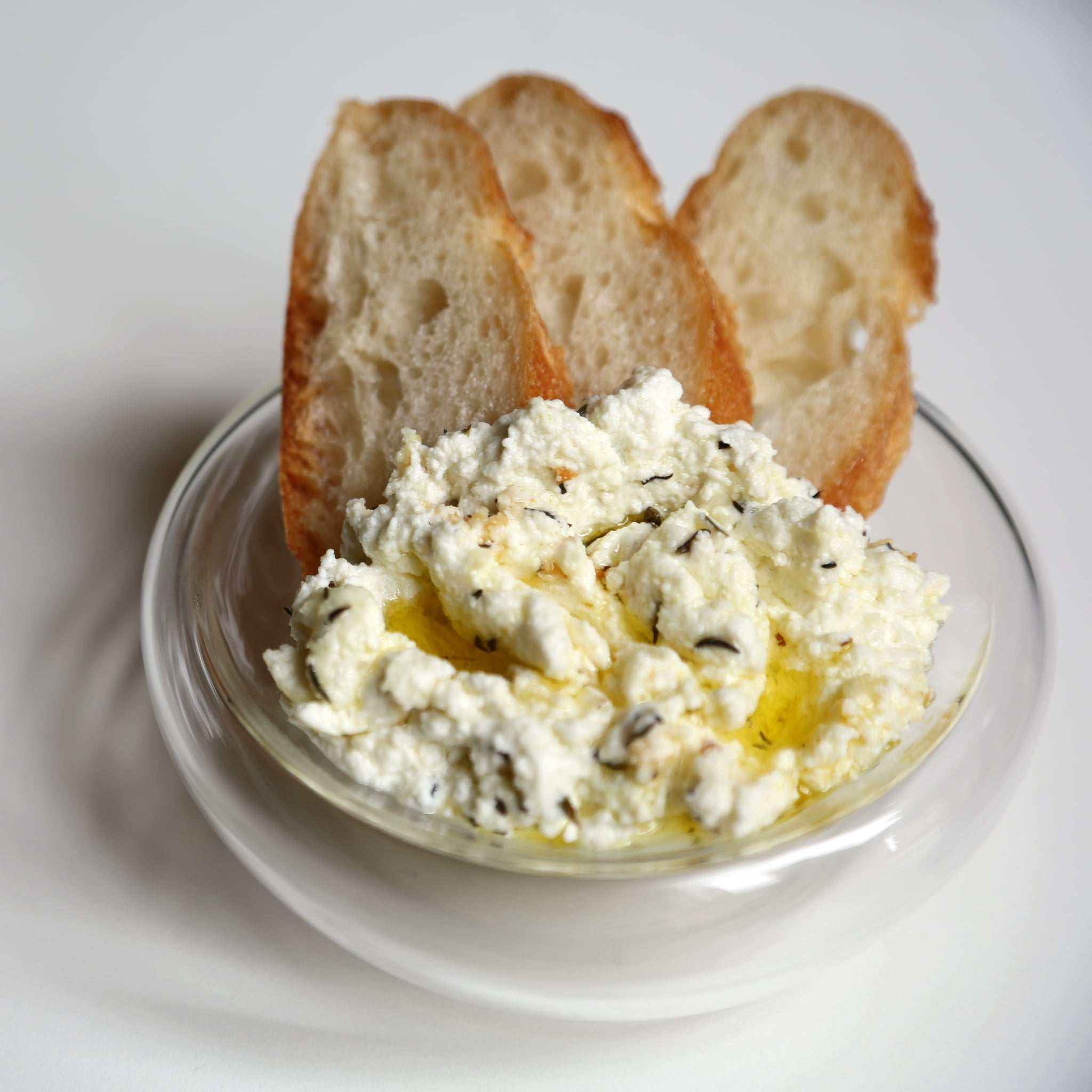 Baked Goat Cheese