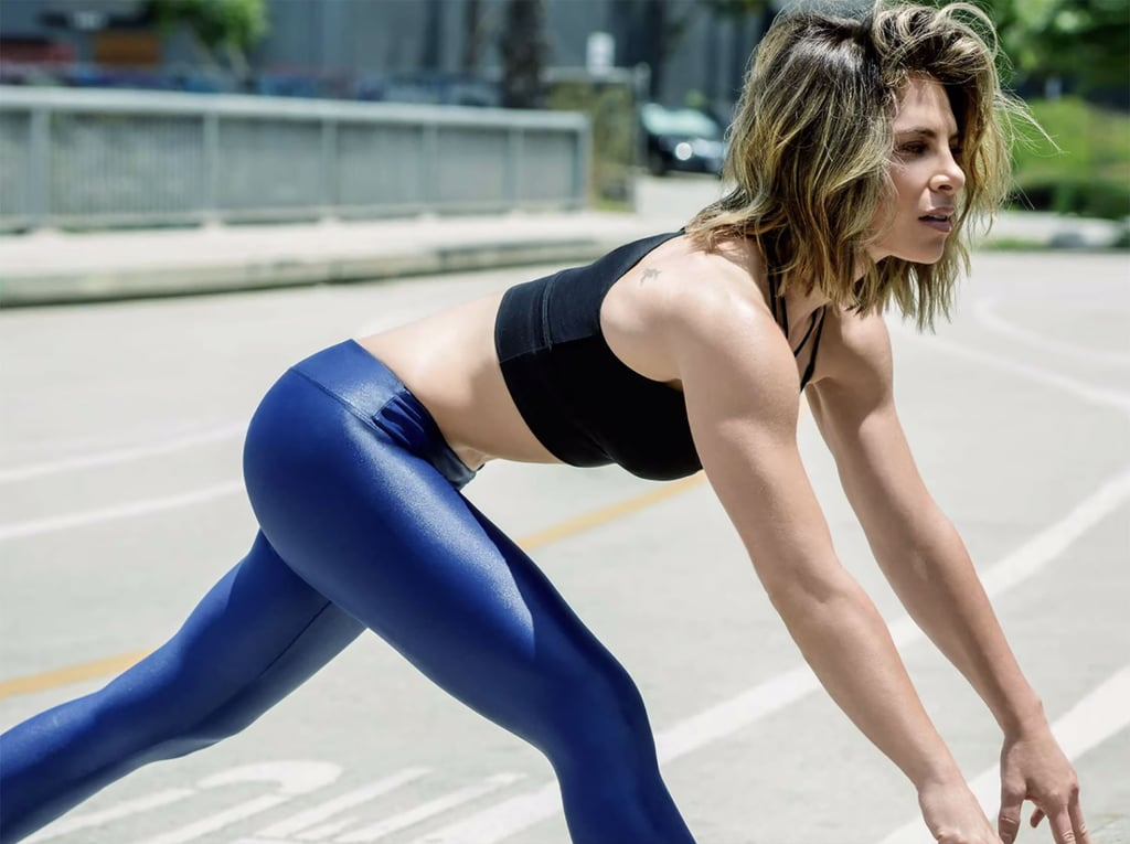 Jillian Michaels Belly-Fat Workout