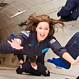 Zero-G weightless experience ($5,000)