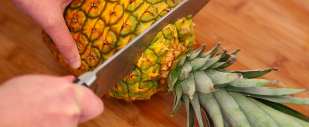 Cut Pineapple Like a Magician With This Unexpected Hack