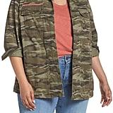 Caslon Camo Utility Jacket