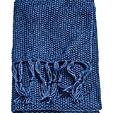 H&M Moss-Knit Throw