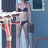 Maria Sharapova Slips Into a Bikini For Her Post-Wimbledon Getaway