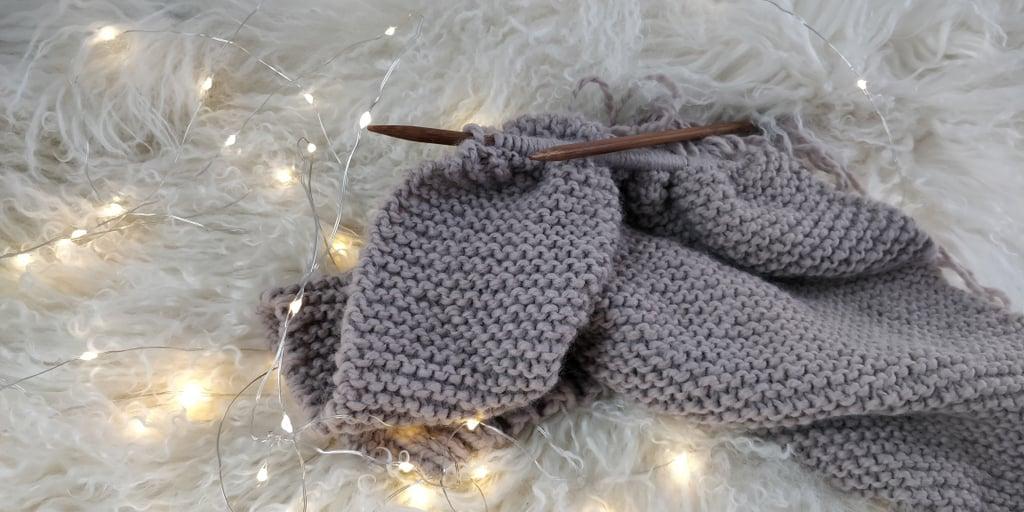 Knit a Scarf
