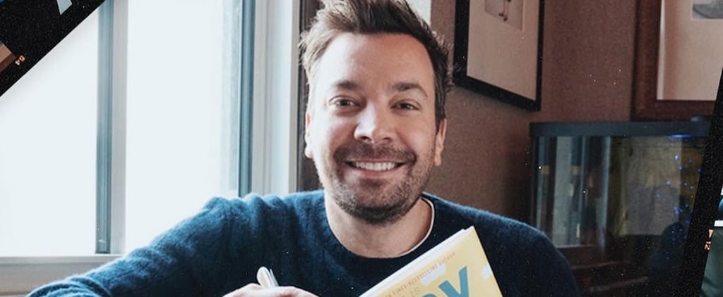 Jimmy Fallon Announces Third Children's Book, This Is Baby