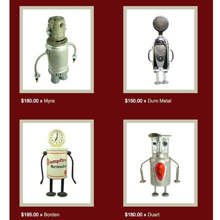 Fancy Bots
