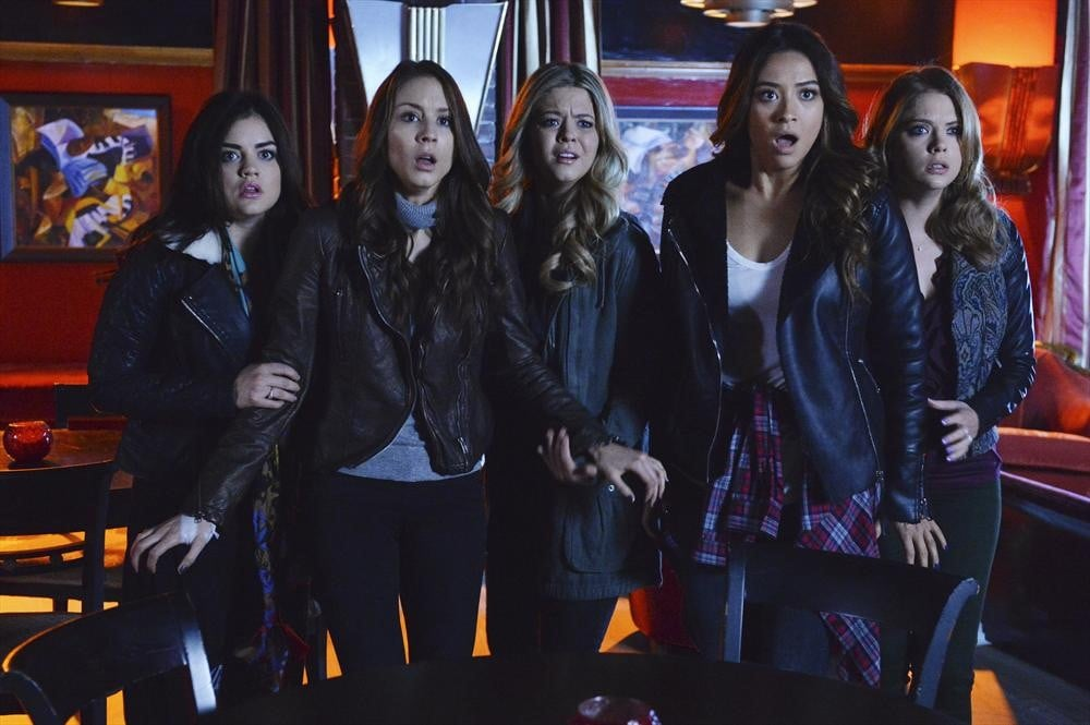 Looks like the girls are going to get into serious trouble.