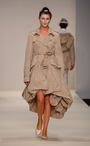 London Fashion Week: John Rocha Spring 2009