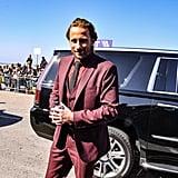 Matthias Schoenaerts at the 2020 Spirit Awards