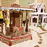Gingerbread Display at Disney's Saratoga Springs