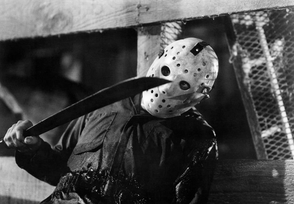 Halloween Costume Jason Friday 13th.Jason Voorhees Friday The 13th Horror Movie Villain Halloween