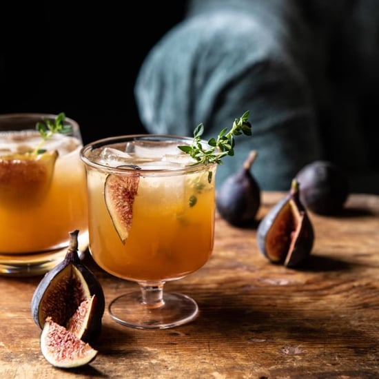 Signature Wedding Drinks For Fall