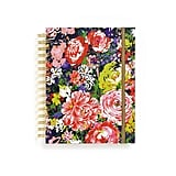 Flower Shop Medium 17-Month Academic Planner