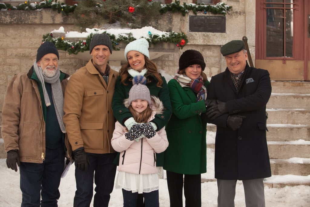 christmas around the corner dec 14 at 8 pm christmas pen pals dec - Lifetime Christmas Movies