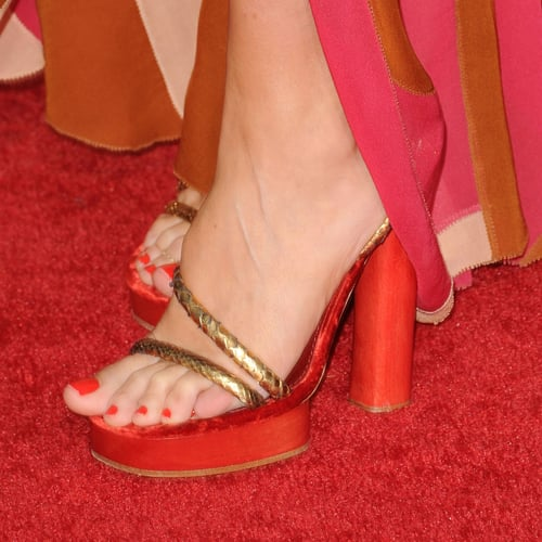 2011 Golden Globes: Accesorises, Bags, Shoes, Jewels From ...