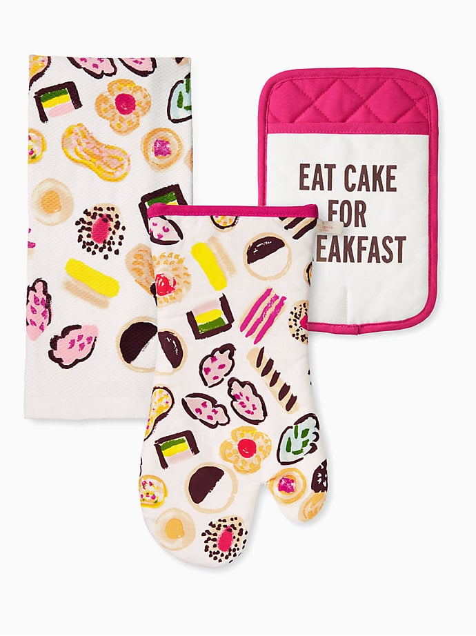 Eat Cake 3-Piece Set ($35)