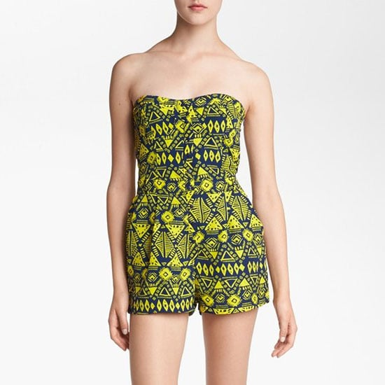 Want It! A Romper For When It's Too Hot to Get Dressed