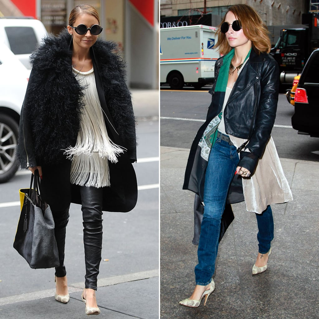 Nicole Richie's celebrity style transformation in pictures ...