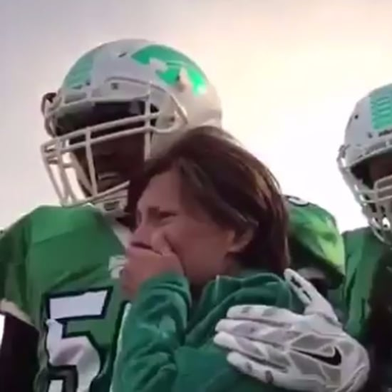 Mom With Cancer Sees Son With Down Syndrome Score Touchdown