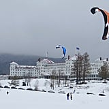 New Hampshire: Bretton Woods