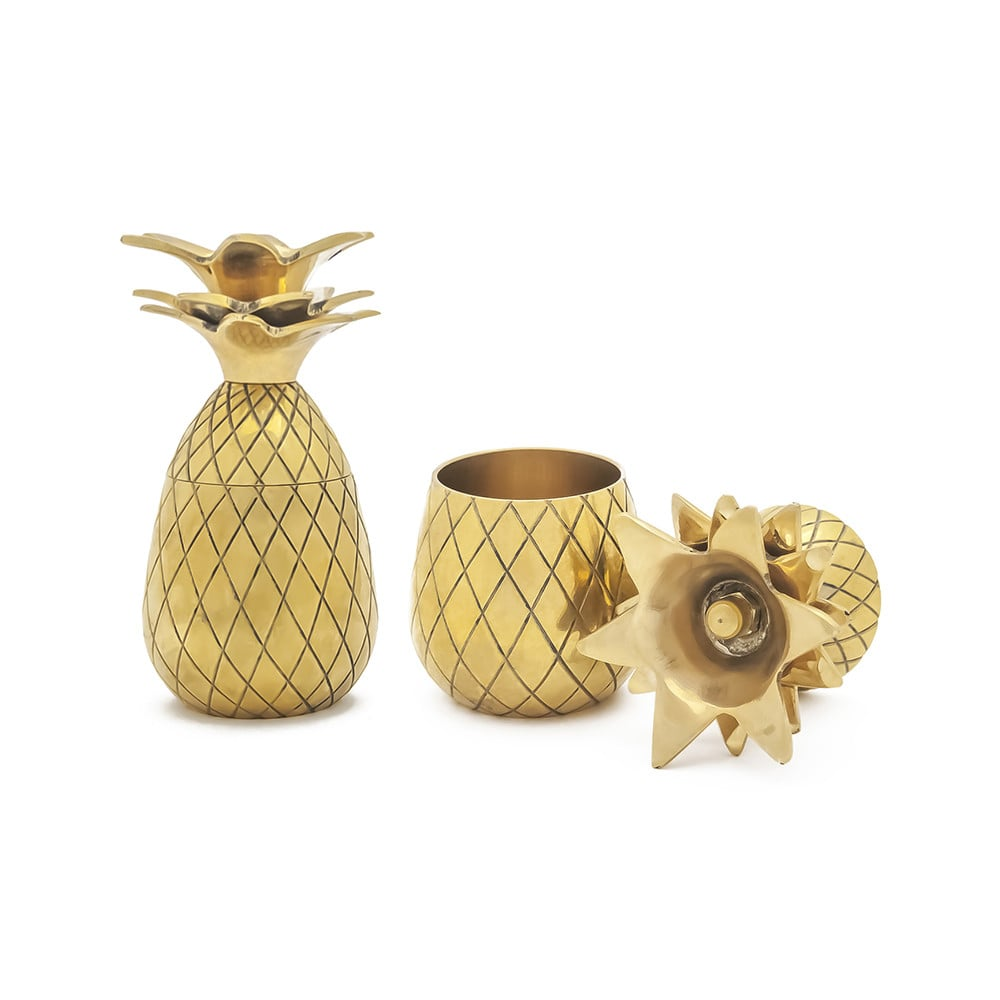 Men's Society Pineapple Shot Glasses, $66
