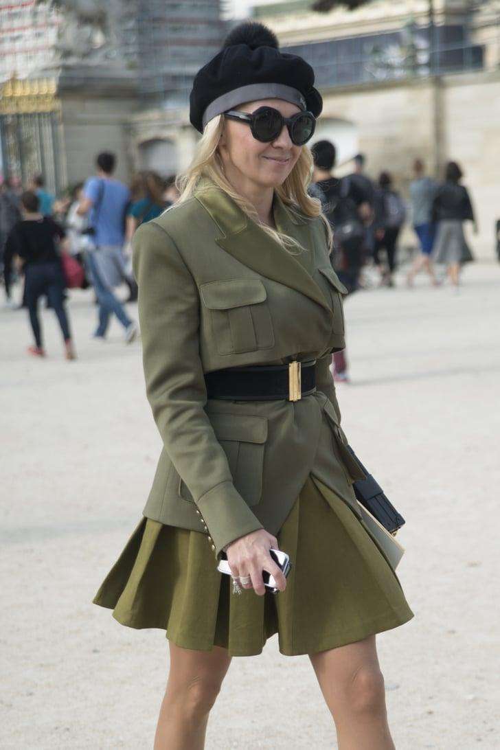 Belt Your Jacket 8 Fresh Ways To Effortlessly Update Your Style Status Popsugar Fashion