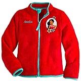 Elena of Avalor Personalizable Fleece Jacket ($15, originally $25)