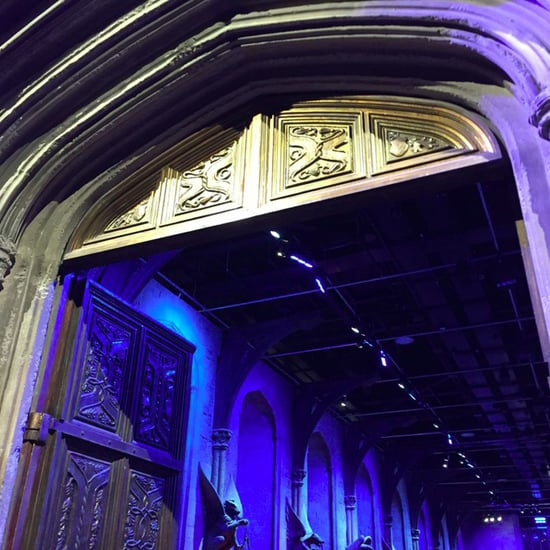 The Doors to the Great Hall at the Harry Potter Studio Tour