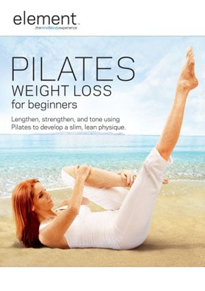 Review of Element Pilates Weight Loss For Beginners DVD