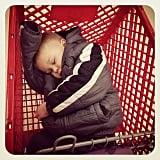 In a Shopping Cart
