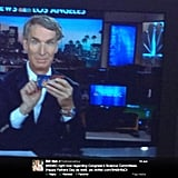 Public television's favorite science guy Bill Nye is continuing to spread science round the globe. He's even got a new app!