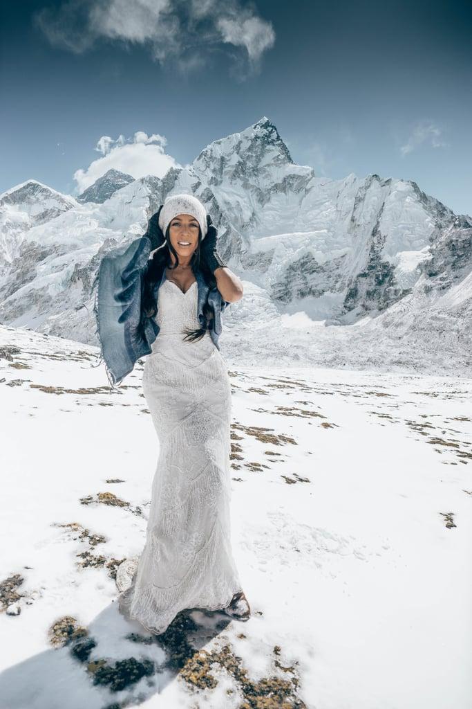 Mount Everest, Nepal/China