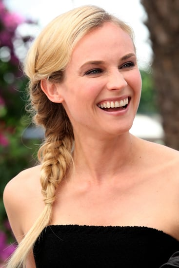 How-To: Diane Kruger's Summertime Hairstyle