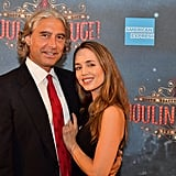 Eliza Dushku and Peter Palandjian