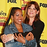 Sandra Bullock Linked Up With Her Miss Congeniality 2 Costar Regina King