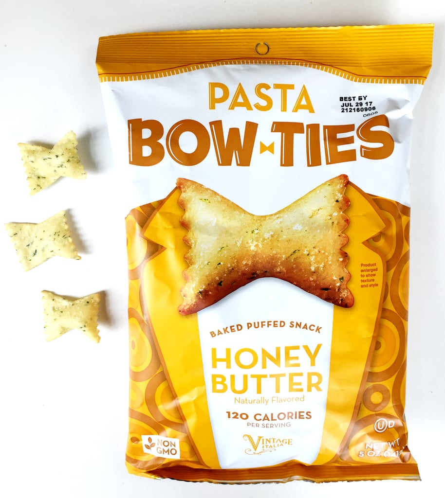 Pasta Bow Ties in Honey Butter