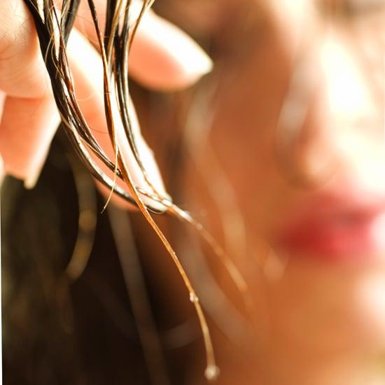 Wet Hair When Running in Hot Weather | POPSUGAR Fitness