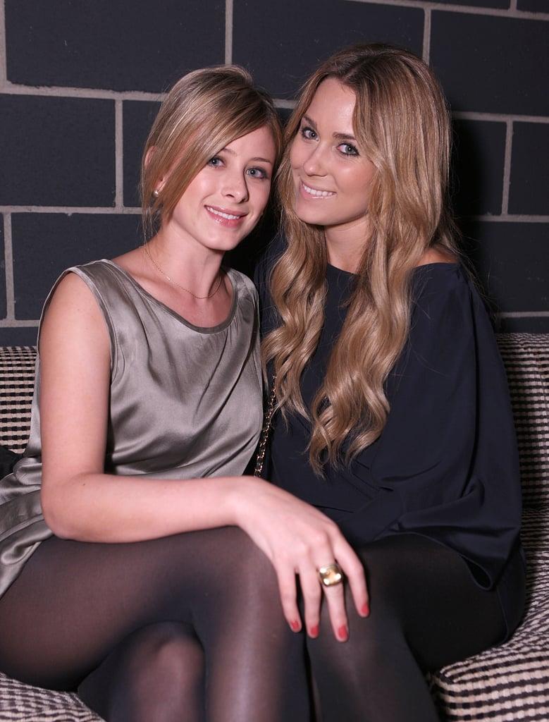 Lauren Conrad and Lo Bosworth Cute Pictures