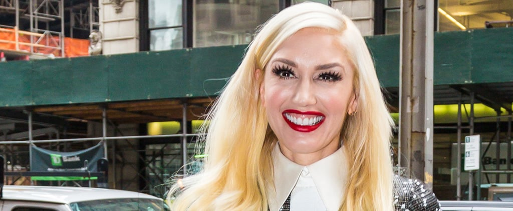 Gwen Stefani Is Probably Not Pregnant, but She Sure Is Glowing