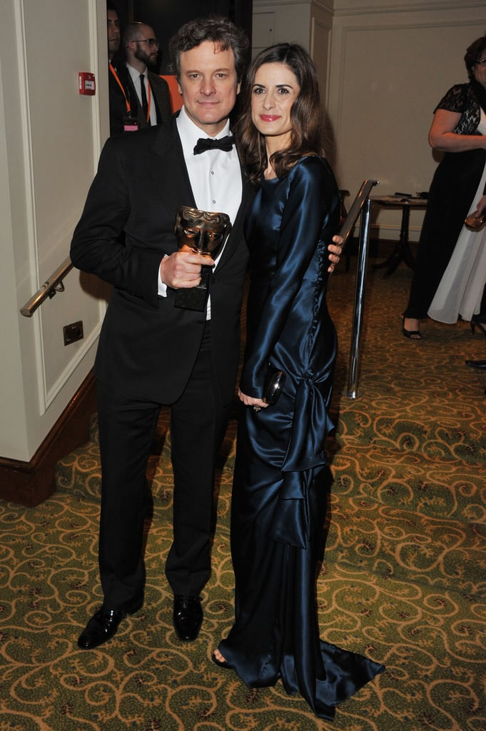 Fun Pictures from the 2011 BAFTA Award Afterparties Including Julianne Moore, Colin Firth, Mark Ruffalo, Aaron Johnson
