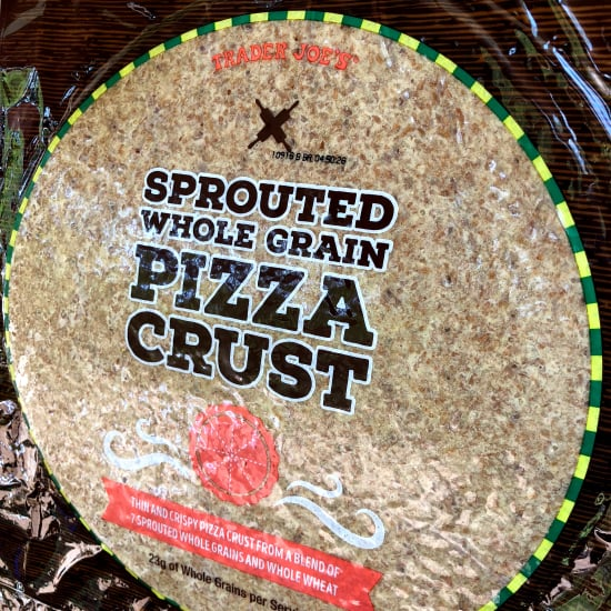 Trader Joe's Sprouted Whole Grain Pizza Crust Review