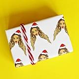 Beyoncé Wrapping Paper