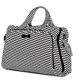 Ju-Ju-Be Onyx Black Magic Diaper Bag