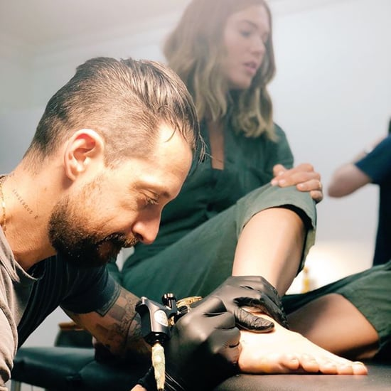 Mandy Moore's Mt. Kilimanjaro Tattoo