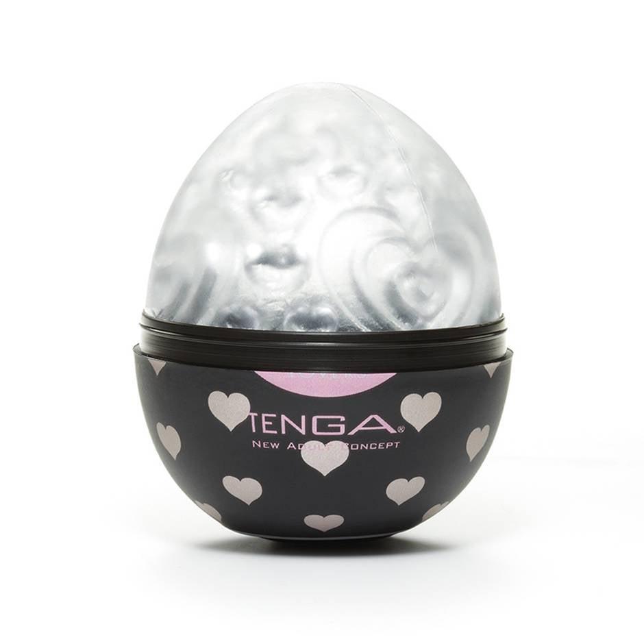 Lovers Heart Egg