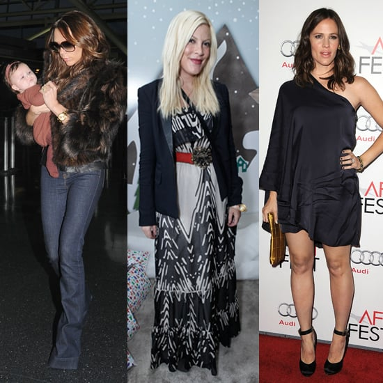 Which Celeb Isn't Wearing Maternity Skinny Jeans?